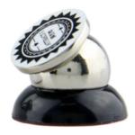 Magnetický držák mobilu do auta - černý