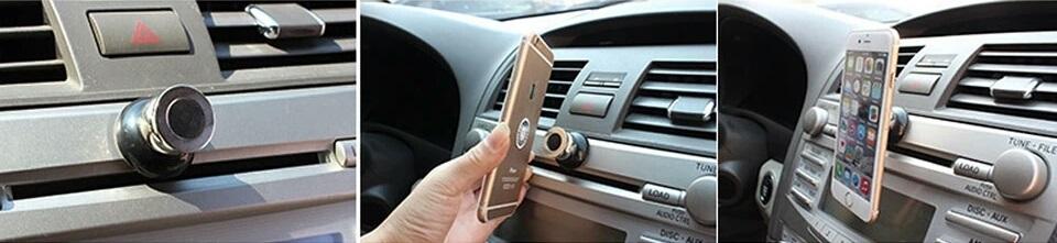 Univerzální magnetický držák do auta